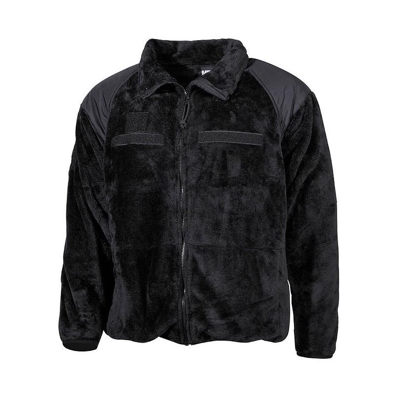 Fleece Jacket &quotCold Weather&quot GEN III black - Milshed - Pain OÜ