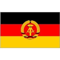 Flag German Democratic Republic, 90x150cm