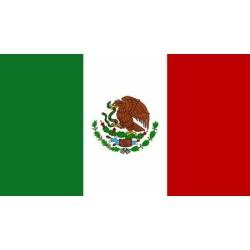 Lipp Mehhiko, 90x150cm