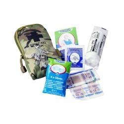 Kombat First Aid Kit, small, BTP camo