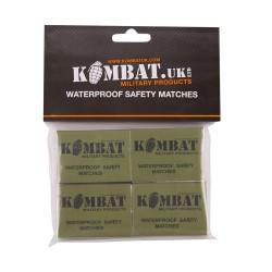 Kombat Waterproof matches