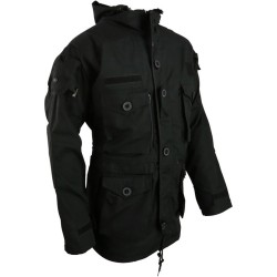 Куртка Комбат SAS Style Smock Assault, черная
