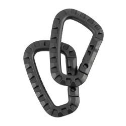 Kombat Тактический пластиковый карабин 2 шт, черный