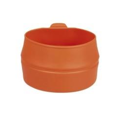 "Wildo foldable cup 200ml ""Fold-a-cup"", orange"