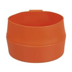 "Wildo foldable cup 600ml ""Fold-a-cup"", orange"