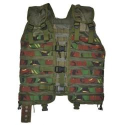 Dutch army modular vest, camo