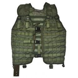Dutch army modular vest, olive green
