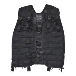 Dutch army modular vest, black