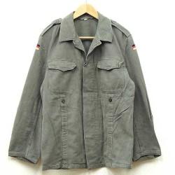 Saksa moleskin jakk, embleemidega