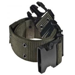 Пистолетный ремень США LC2, оливково-зеленый