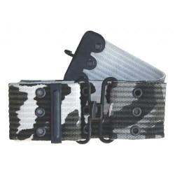 US Metro pistol belt, urban camo