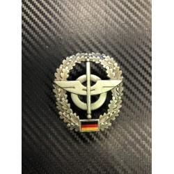 Bundeswehr beret crest, Nachschub