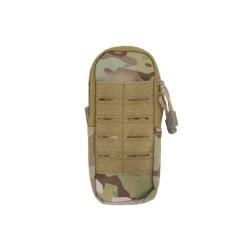 8Fields Molle Vertikaalne praktiline tasku - multicamo