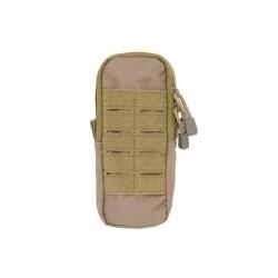 8Fields Molle Vertikaalne praktiline tasku - Coyote tan