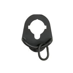 Амбидексторная стропа для AEG M4 / AR15, черный