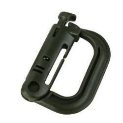 Kombat Rapid Lock карабин, оливково-зеленый