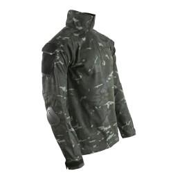 """Тактическая рубашка Spec-ops """"UBACS"""", BTP Black"""