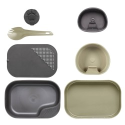 Wildo CAMP-A-BOX® Complete - Desert / Dark Grey