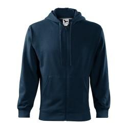 Толстовка Malfini Trendy Zipper, темно-синий