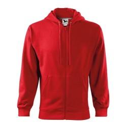 Толстовка Malfini Trendy Zipper, красный