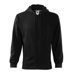 Толстовка Malfini Trendy Zipper, черный