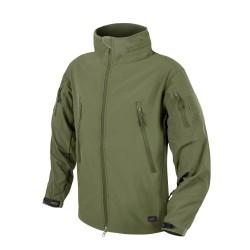 GUNFIGHTER Куртка - Windblocker Shark Skin - Оливково-зеленый