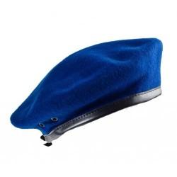 Берет немецкой армии, синий