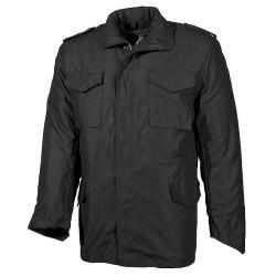 US Field Jacket M65, lining, Mod., black