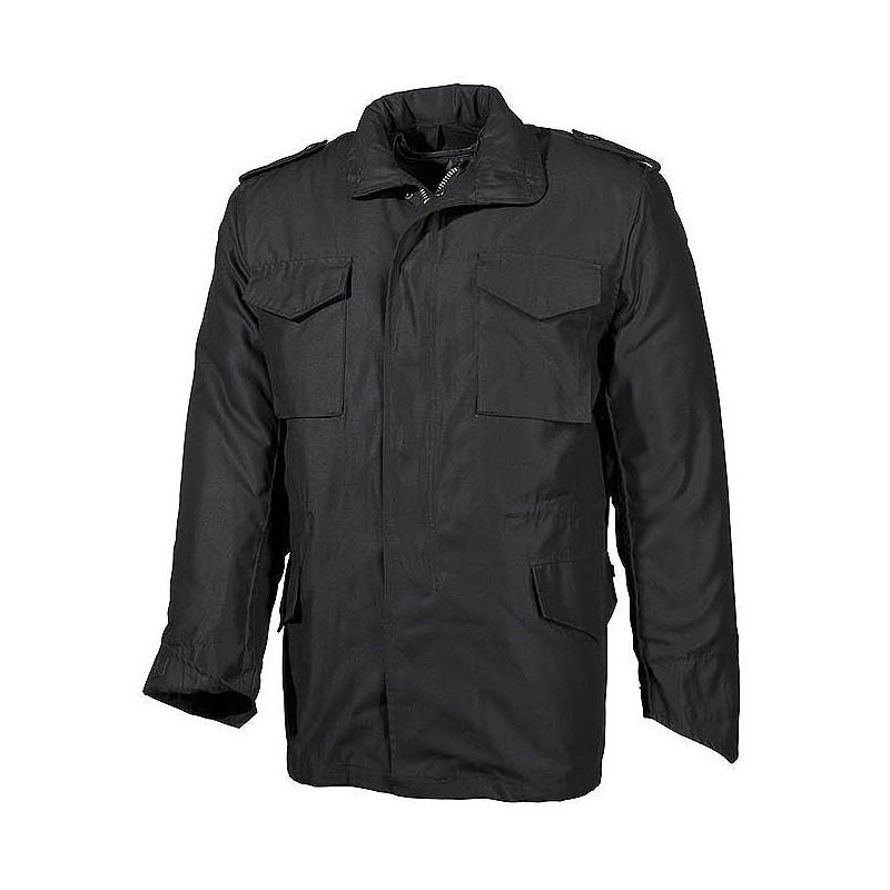 США Field Jacket M65, подкладка, Mod., Черный