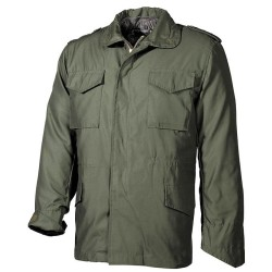США Field Jacket M65, подкладка, Mod., OD зеленый