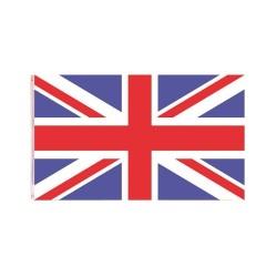 Lipp Suurbritannia 45x75cm