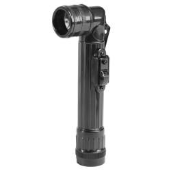Mil-Tec US, угловой фонарик, большой, черный