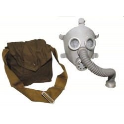 Soviet Union Children Gas mask, grey