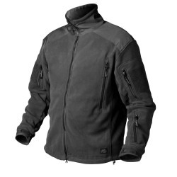 Helikon LIBERTY Jacket - двойной флис - черный