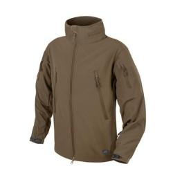 GUNFIGHTER Куртка - Windblocker Shark Skin - Mud Brown