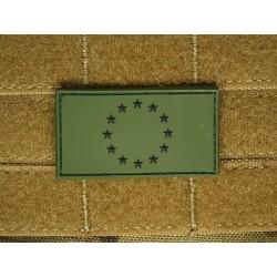 Takjakinnitusega lipu embleem - Euroopa Liit (OD)