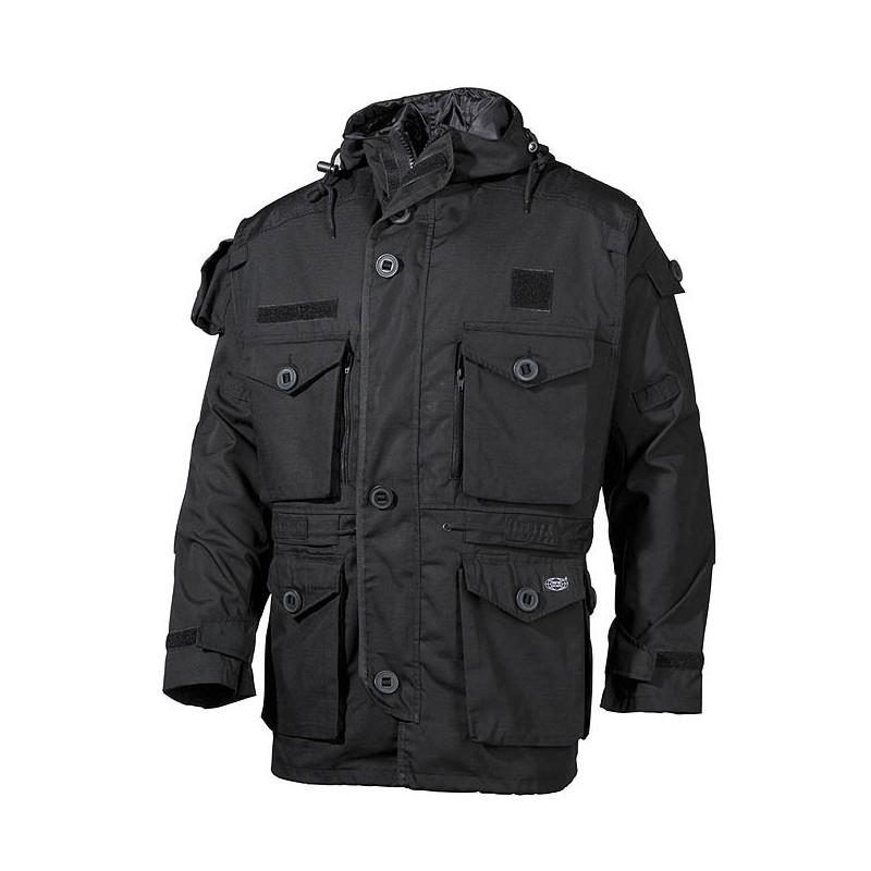 """Commando Jacket """"Smock"""", black"""
