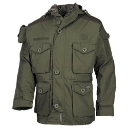 "Commando Jacket ""Smock"", OD green"