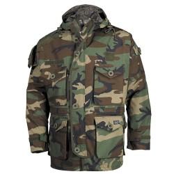 """Commando куртка """"Smock"""", woodland"""