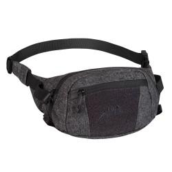 POSSUM Waist Pack® сумка для талии - меланж, черно-серый