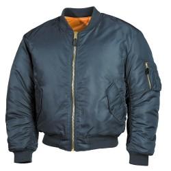 США Рейс Куртка, MA1, Mod., синий