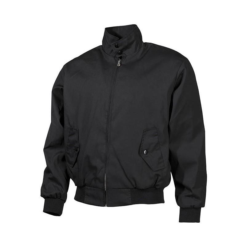 """Jacket """"English style"""", lining, black"""