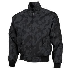 """Куртка """"английский стиль"""", подкладка, nightcamo"""