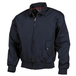 "Куртка ""английский стиль"", подкладка, синий"