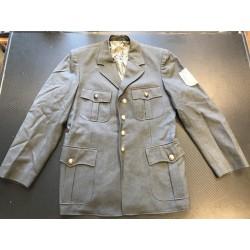 Куртка немецкая Wachdienst форменная, темно-серая