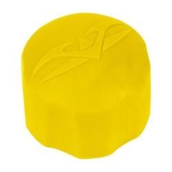 Õhuballooni(HPA) või CO2 ballooni keerme kaitsekork, kollane