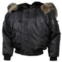 Polar Jacket, N2B, black