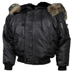 Полярный Куртка, N2B, черный