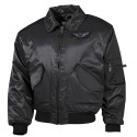 US CWU Flight Jacket, heavy, black