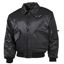 США CWU рейса куртка, тяжелые, черные
